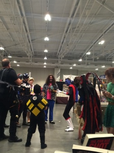 The Amateur Librarian // Nashville City Sights: Wizard World Con
