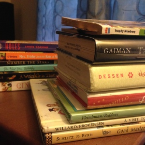 The Amateur Librarian // Book Chat