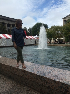 The Amateur Librarian // Nashville City Sights: Southern Festival of Books