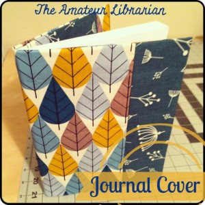 The Amateur Librarian // Journal Covers