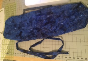 The Amateur Librarian // DIY Mastectomy Drain Pouch