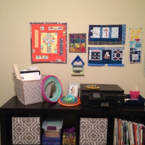 The Amateur Librarian // Craft Storage