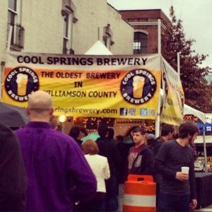 The Amateur Librarian // Franklin Brew Fest