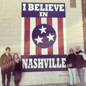 The Amateur Librarian // Nashville City Sights