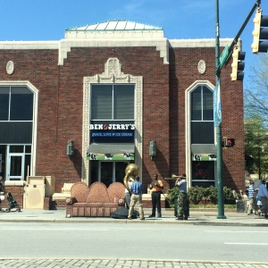 The Amateur Librarian // Rock City in Chattanooga, TN