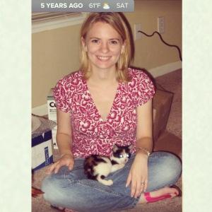 Baby Cora!