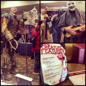 The Amateur Librarian // Texas Frightmare