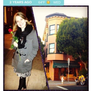 The Amateur Librarian // #tbt Timehop