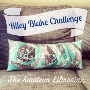 The Amateur Librarian // 2015 Riley Blake Challenge