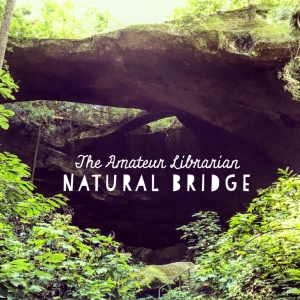 The Amateur Librarian // Natural Bridge AL