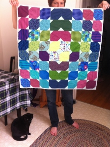 The Amateur Librarian // Road to Tennessee Quilt