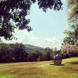 The Amateur Librarian // Cheekwood Botanical Gardens