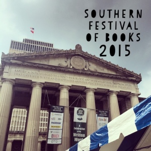 The Amateur Librarian // Southern Festival of Books