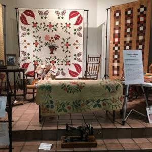 The Amateur Librarian // Historic Franklin Quilt Show