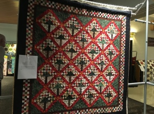 The Amateur Librarian // Historic Franklin Quilt Show