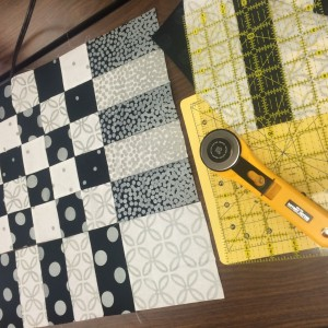 The Amateur Librarian // Michael Miller Fabric Challenge