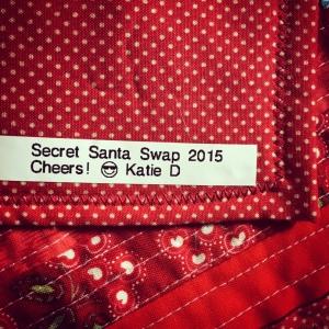 The Amtateur Librarian // Secret Santa Swap