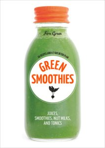 Green Smoothies Book Review // The Amateur Librarian