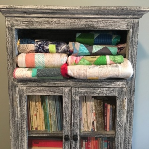 The Amateur Librarian // Book Storage