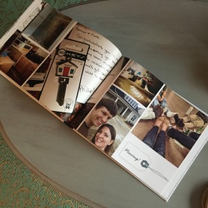 The Amateur Librarian // 2015 Family Yearbook