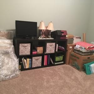 The Amateur Librarian // House Progress