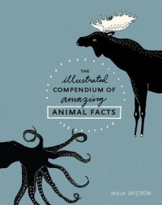 The Amateur Librarian // The Illustrated Compendium of Amazing Animal Facts Book Review