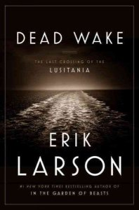 The Amateur Librarian // Dead Wake Book Review