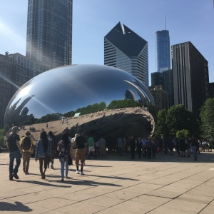 The Amateur Librarian // Chicago City Sights: Millennium Park