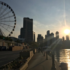 The Amateur Librarian // Chicago City Sights: Navy Pier