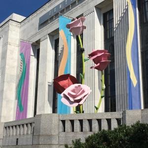 The Amateur Librarian // Nashville City Sights: The Frist