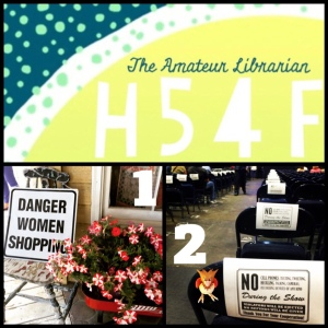 The Amateur Librarian // H54F