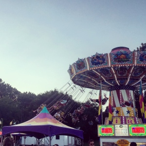 The Amateur Librarian // Franklin City Sights: Williamson County Fair