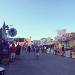 The Amateur Librarian // Franklin City Sights: Williamson County Fair