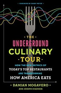 The Amateur Librarian // The Underground Culinary Tour Book Review