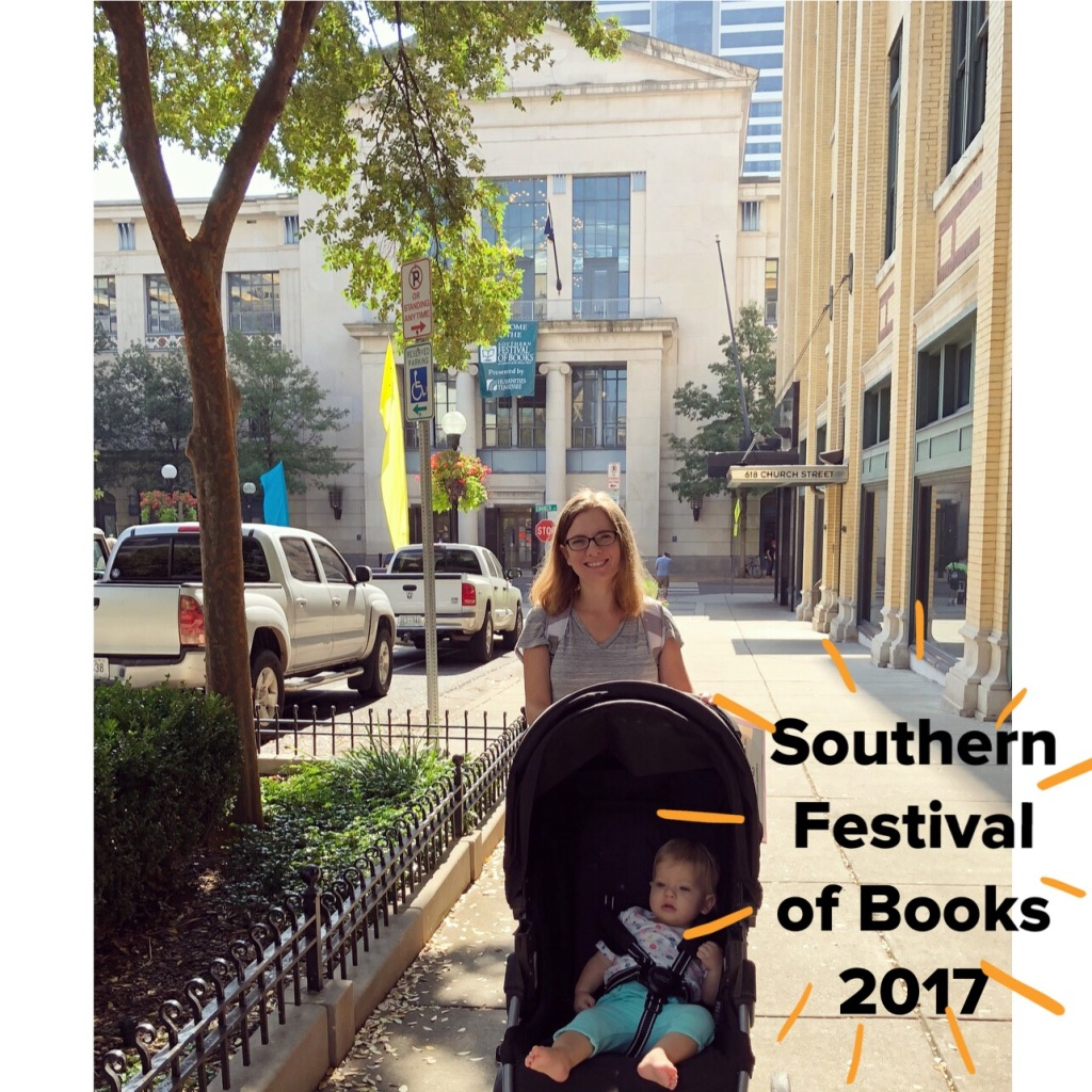 Nashville City Sights: Southern Festival of Books